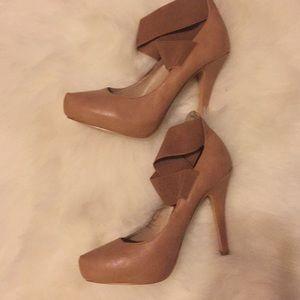 Hot nude heels